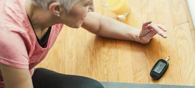 Сахар в крови после 60 лет у женщин