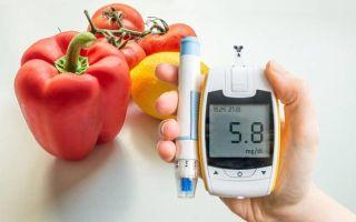 Какие продукты должны входить в рацион больного преддиабетом