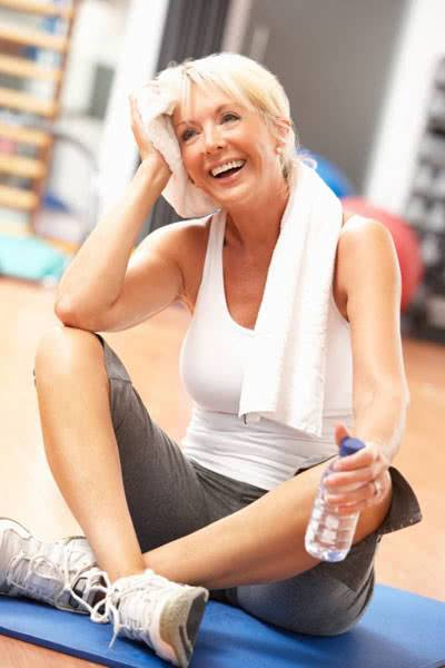 Физкультура у женщин после 60 лет