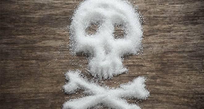 Вред сахара на организм человека