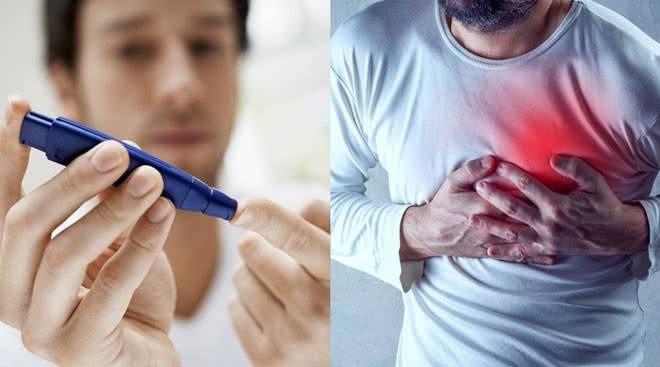 Инфаркт при сахарном диабете