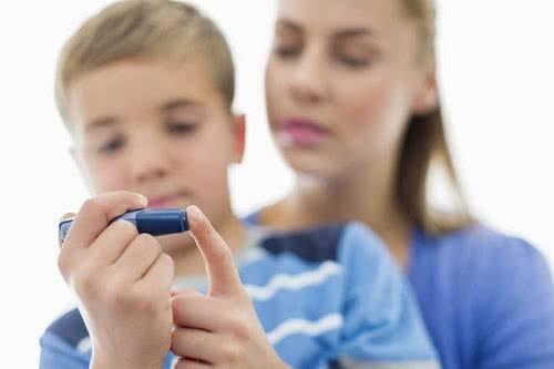 Скачет сахар у ребенка