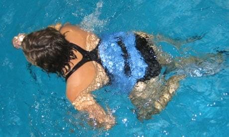 медленное плаванье